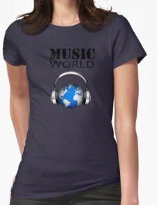 MUSIC WORLD T-Shirt
