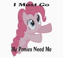 My Ponies Need Me by eeveemastermind