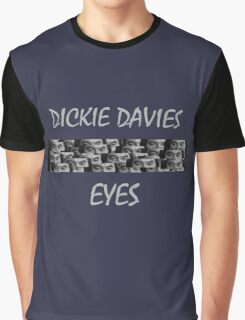 Dickie Davies Eyes Graphic T-Shirt