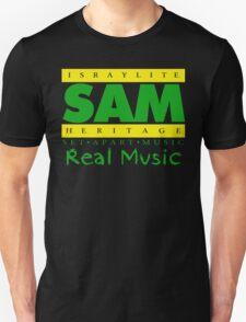 SAM GREEN AND YELLOW T-Shirt