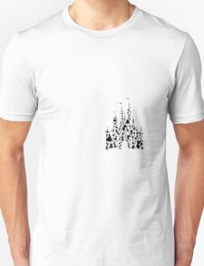 Happiest Castle On Earth T-Shirt