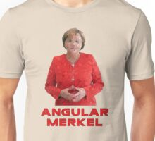 Angular Merkel Unisex T-Shirt