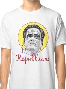 I LOVE REPUBLICANS T-shirt  Classic T-Shirt