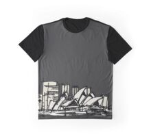Sydney Silhouette Graphic T-Shirt