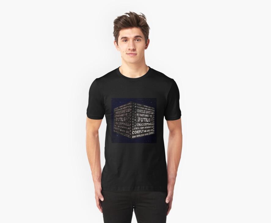 Borg Cube by reslanh