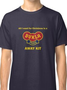 Dukla Prague Away Kit Classic T-Shirt