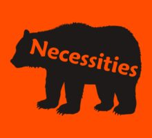Bear Necessities by Andrew Alcock
