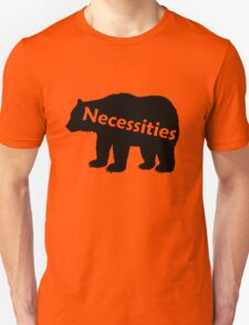 Bear Necessities Unisex T-Shirt