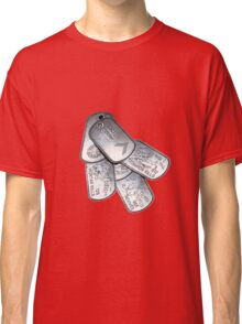 battlefield dogtags Classic T-Shirt