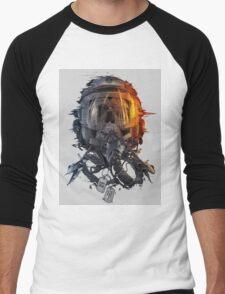 battlefield death pilot Men's Baseball ¾ T-Shirt