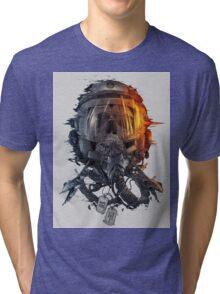 battlefield death pilot Tri-blend T-Shirt