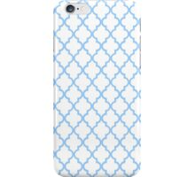 Blue Moroccan iPhone Case/Skin
