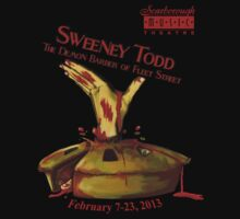 SMT - Sweeney Todd 2013 Official Merchandise (Pie) by SMTStore
