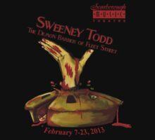 SMT - Sweeney Todd 2013 Official Merchandise (Pie) by SMTStore