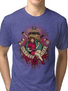 Souffle' Girl Tri-blend T-Shirt