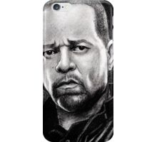 Fin Tutuola from Law and Order svu iPhone Case/Skin
