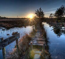 Board-walk Restrictions by Martin Finlayson