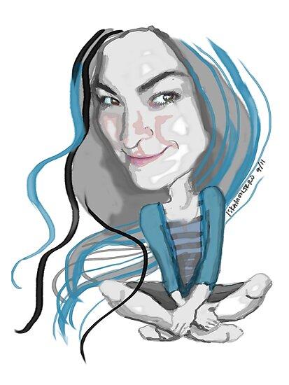 Allison by iskamontero
