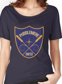Puddlemere United Women's Relaxed Fit T-Shirt