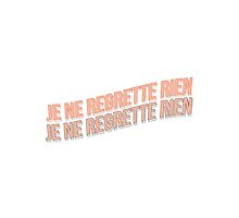 JE NE REGRETTE RIEN / I REGRET NOTHING / BTS 화양연화 THE MOST BEAUTIFUL MOMENT IN LIFE PT.2 by peachy peachy