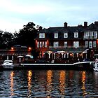 Wherry, Oulton Broad, Suffolk by Innpictime