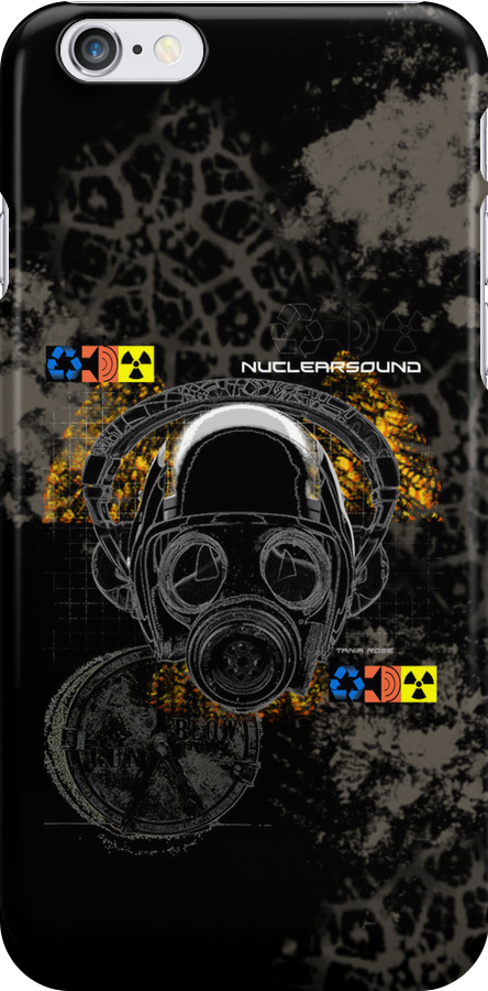 NUCLEARSOUND by Tania Rose
