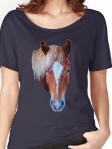 New Forest Pony Women's Relaxed Fit T-Shirt