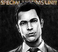 Nick Amaro from Law and Order svu by Epopp300