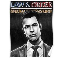 Nick Amaro from Law and Order svu Poster