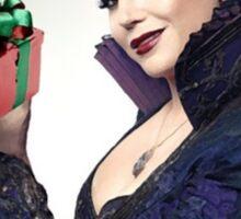 Evil Queen (Christmas) Sticker