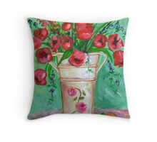 SIMPLE BEAUTY Throw Pillow