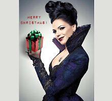 Evil Queen (Christmas) Unisex T-Shirt