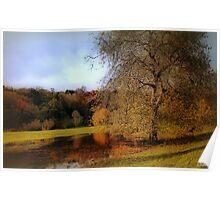 Autumn Harmony Poster