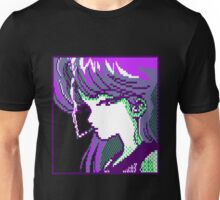 Smoke (Purple) Unisex T-Shirt