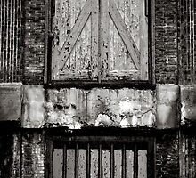 Warehouses Rijnhaven Door 2 by dutchbaker