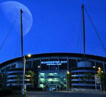 The City of Manchester Stadium by waylander99uk