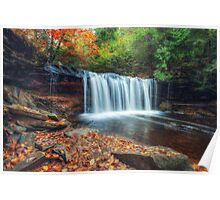 Oneida Falls angled view Poster