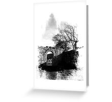 Bad Urach - Castle Hohenurach Greeting Card