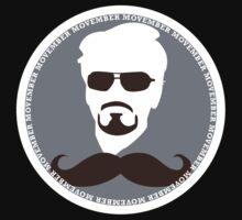 Movembers Tony Stark by Krimmjow
