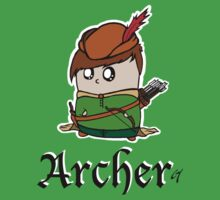 The Archer Kids Clothes