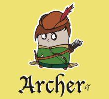 The Archer Kids Tee