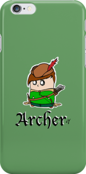 The Archer by Cillian Morrison