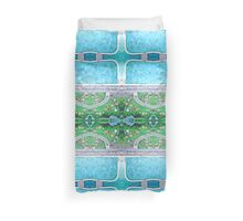 Bondi Beach 2 by Stephanie Burns Duvet Cover