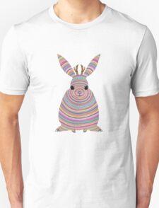 Colourful Jackalope Unisex T-Shirt