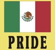 Mexican Pride Kids Tee