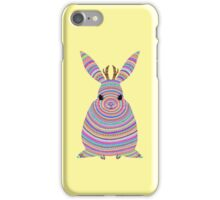 Colourful Jackalope iPhone Case/Skin