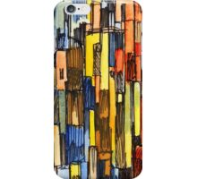 Cityframe 1 iPhone Case/Skin