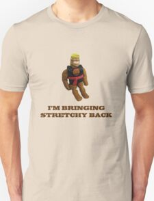 Stretchy Back Unisex T-Shirt