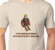 Stretchy Back Unisex T-Shirt