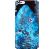 Cool Blue Fish iPhone Case/Skin